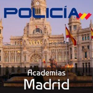 academias policia nacional madrid